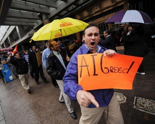 AIG sues New York Fed over lawsuit rights