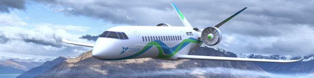 The Zunum Aero will be an all-electric jet.