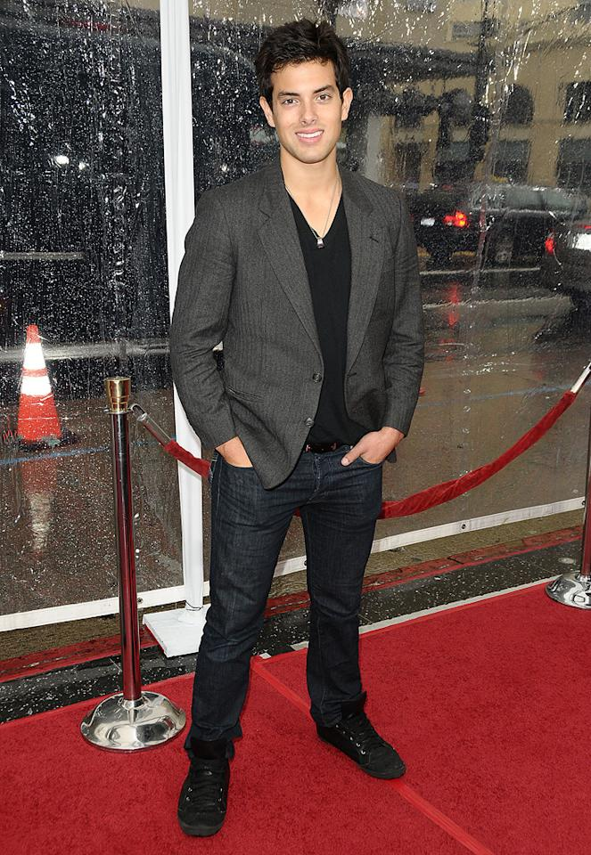 "Israel Korn at the Los Angeles premiere of <a href=""http://movies.yahoo.com/movie/1810107830/info"">Gulliver's Travel</a> on December 18, 2010."