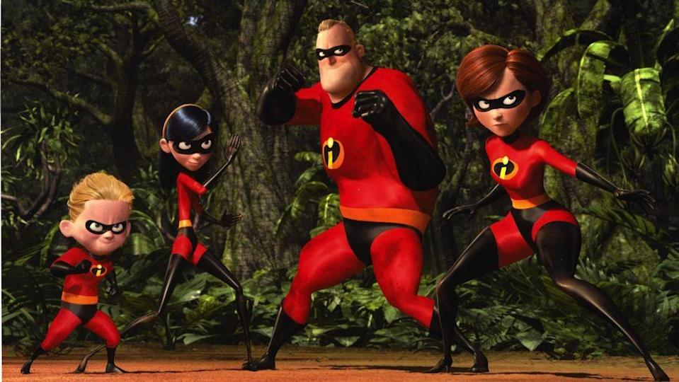 <p> One of Pixar's most beloved films, The Incredibles takes inspiration from the golden era of comic books, imitating recognisable moments and sequencing them for a family adventure that's entertaining for both kids and parents alike. </p> <p> Beneath the lycra outfits and caricature villains, The Incredibles makes for a heart-warming tale about the importance of family. Director Brad Bird, who also voices the movie's best side-character Edna Mode, proves why Tom Cruise wanted the filmmaker for Mission: Impossible – Ghost Protocol with some stunning action set-pieces. </p> <p> <strong>Best superhero moment: </strong>Samuel L. Jackson's Frozone can't lay his hands on his super suit and loses his – ahem – cool. </p>