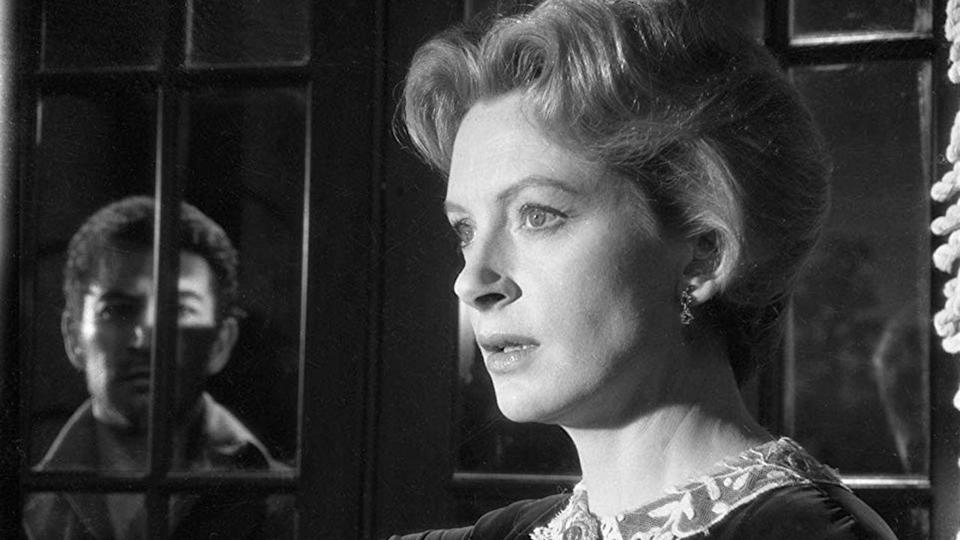 """<p><strong><em>The Innocents</em></strong></p><p>A governess watching over two children in an English countryside estate grows to believe that an evil spirit haunts the grounds.<br></p><p><a class=""""link rapid-noclick-resp"""" href=""""https://www.criterion.com/films/28569-the-innocents"""" rel=""""nofollow noopener"""" target=""""_blank"""" data-ylk=""""slk:WATCH NOW"""">WATCH NOW</a></p>"""