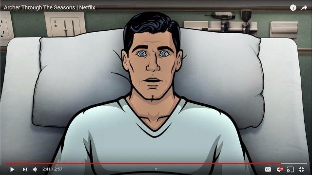 Release of the 11th season of 'Archer' postponed