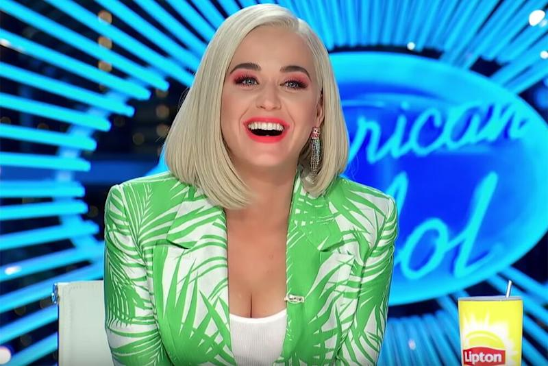 Katy Perry | American Idol/Youtube