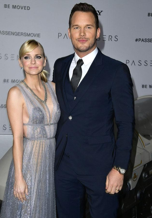 Earlier this week news emerged that actor Chris Pratt and wife Anna Faris had called time on their relationship, and it didn't take long for J-Law to find herself in the middle of the couple's break-up after fans took to Twitterto suggest Chris' Passengers co-star was the reason he and Anna called it quits on their eight year union. Source: Getty
