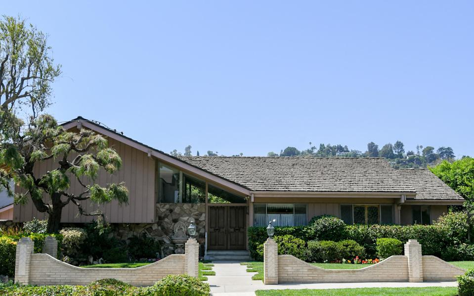 The house from <em>The Brady Bunch — </em>only the exterior was used in the show <em>—</em> was the target of major bidding war, and its new owner has been revealed as HGTV. (Photo: PG/Bauer-Griffin/GC Images)