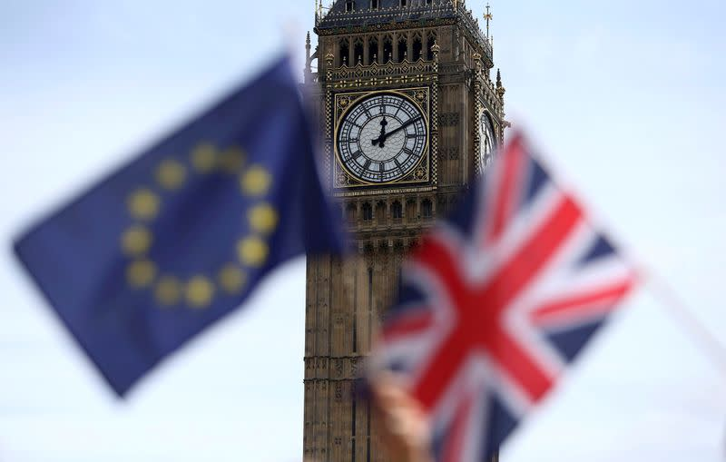 Explainer: Gaps between Britain and EU on eve of talks on post-Brexit ties