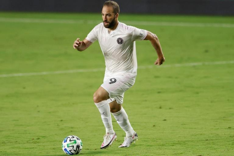 Gonzalo Higuain is determined to help Inter Miami into the playoffs as Major League Soccer's regular season draws to a close on Sunday