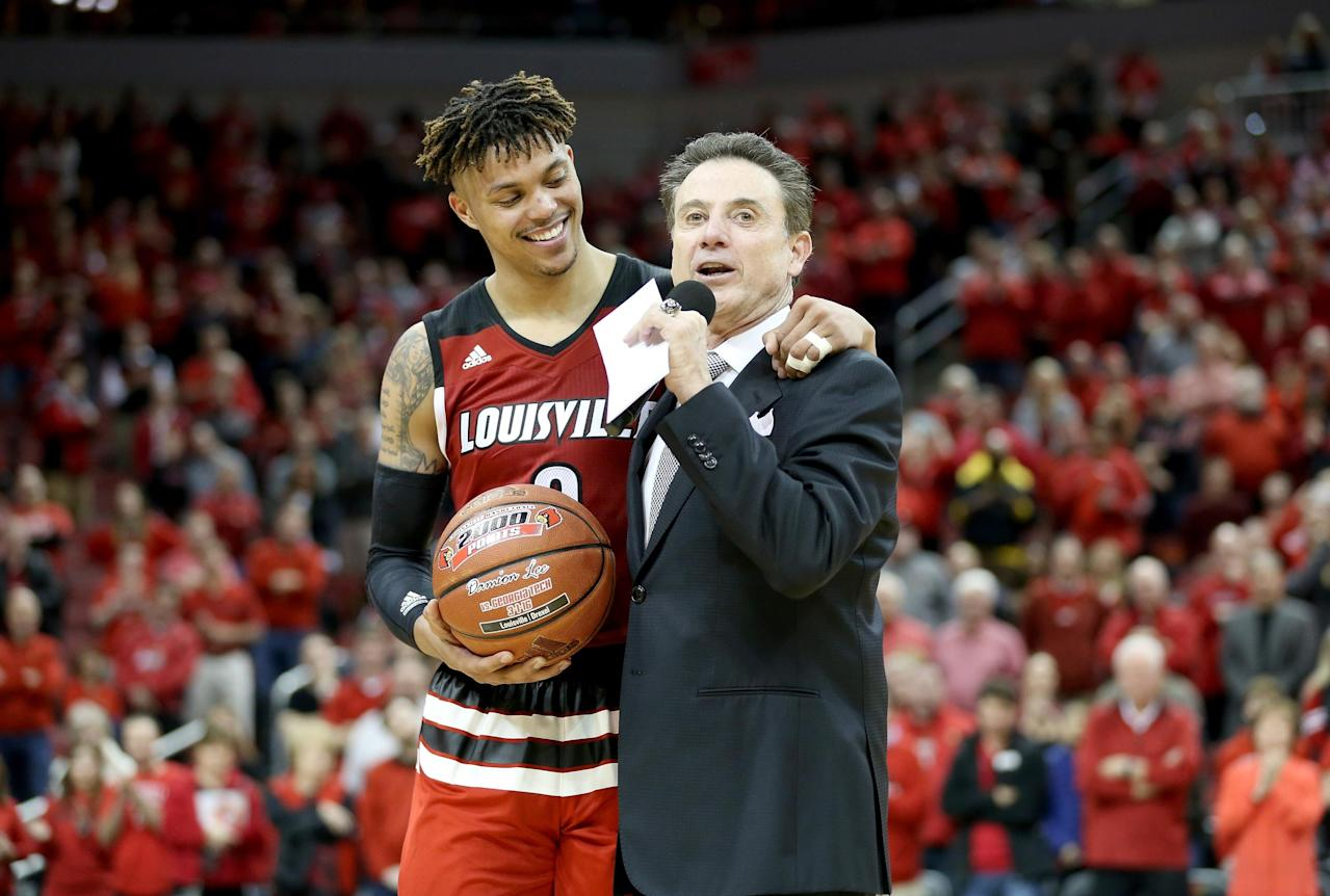 Rick Pitino mulling Louisville return, but wonders if school is better off without him