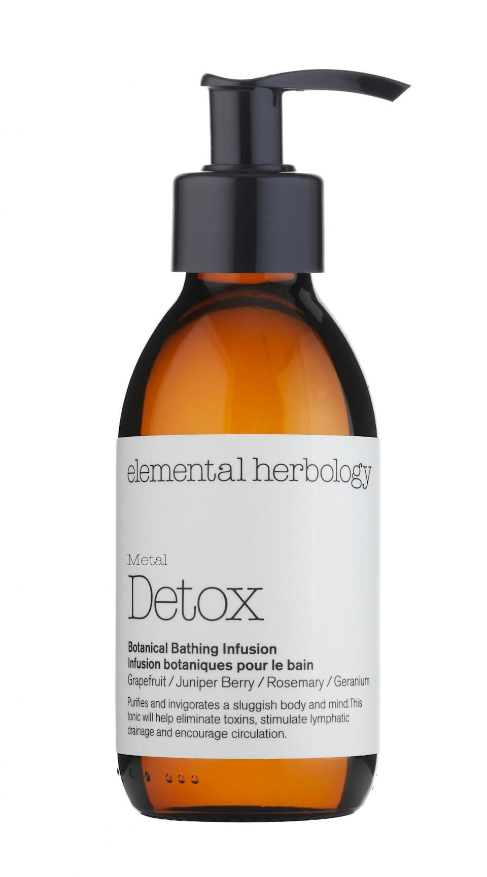 <p>Nothing beats a long hot soak in the winter – and this sublime oil will ensure maximum relaxation while giving skin a little TLC. </p>