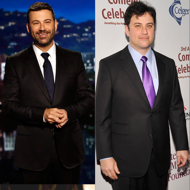 So What\'s the Deal With Jimmy Kimmel\'s Diet?