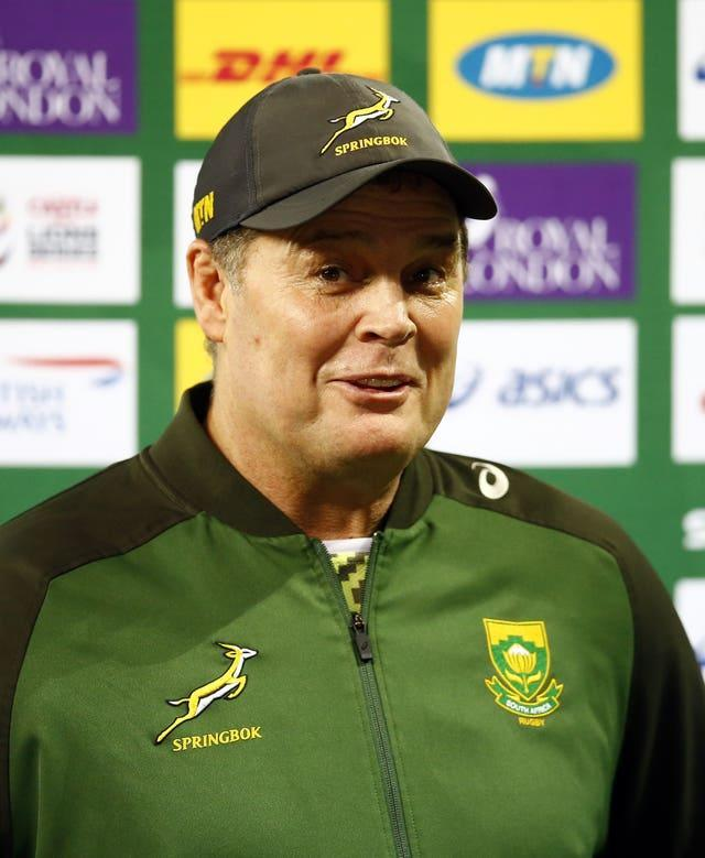 Rassie Erasmus has launched a staggering attack on referee Nic Berry