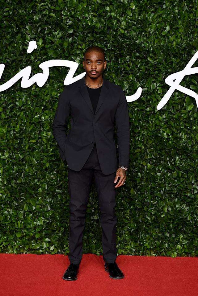 "<p>The man behind emergent British label A-Cold-Wall* eschewed the abstract streetwear and became another leading gent <a href=""https://www.esquire.com/uk/style/a29844298/mens-red-carpet-style-all-black-tuxedo/"" target=""_blank"">to turn the lights out on party menswear</a>. Now there's no reason to be afraid of the dark. </p>"