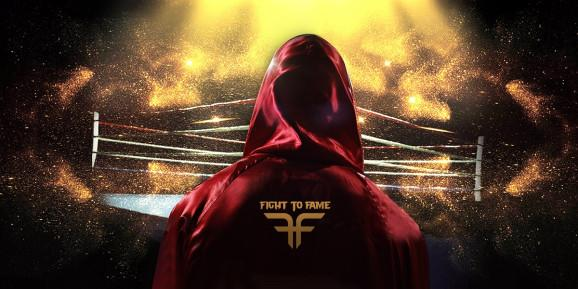 Fight to Fame is a new entertainment company built on blockchain.