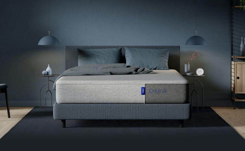 This wildly popular mattress looks as good as it feels. (Credit: Casper)