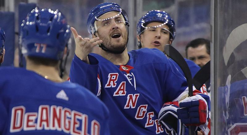 Shattenkirk was 'pretty pissed off' about Rangers buying him out