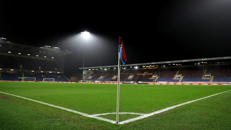 Burnley replace child mascots with older generation