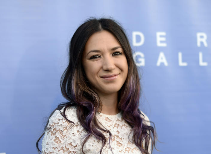 Singer Michelle Branch revealed that she suffered a miscarriage in December 2020. (Photo: REUTERS/Kevork Djansezian)