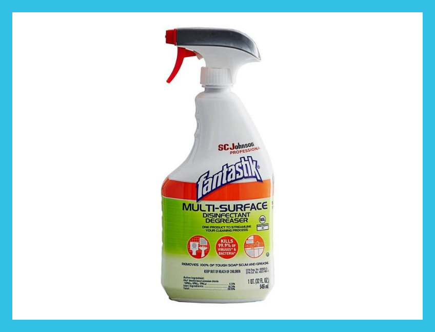 Fantastik Multi-Surface Degreaser Disinfectant. (Photo: Amazon)