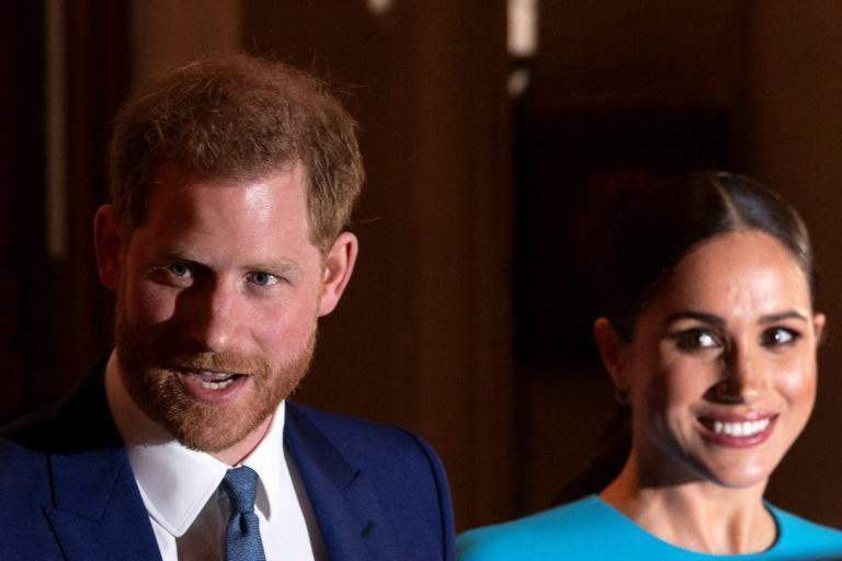 Last year Harry and Meghan launched a non-profit organisation, Archewell, after giving up their 'Sussex Royal' brand
