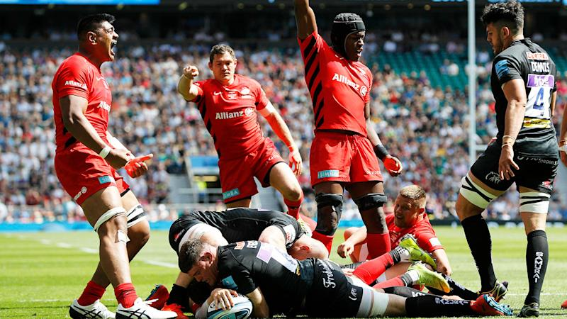 Saracens won a domestic English rugby double last season.