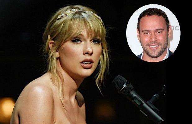 Scooter Braun Says He Received Death Threats After Taylor Swift Publicly Criticizes Him