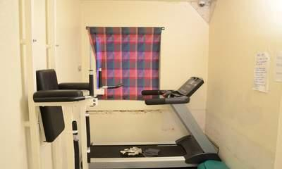 Mass Killer Breivik's Cell Has Private Gym