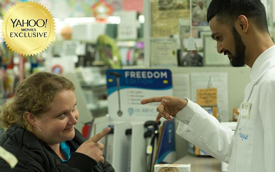<p>As in <em>8 Mile</em> and <em>Hustle and Flow</em>, another scrappy rapper from the wrong side of the tracks takes her once-in-a-lifetime shot at spitting rhymes… and doesn't miss a chance to blow. Breakout star Danielle Macdonald is a force to be reckoned with in this indie from writer-director Geremy Jasper. (Photo: Fox Searchlight) </p>