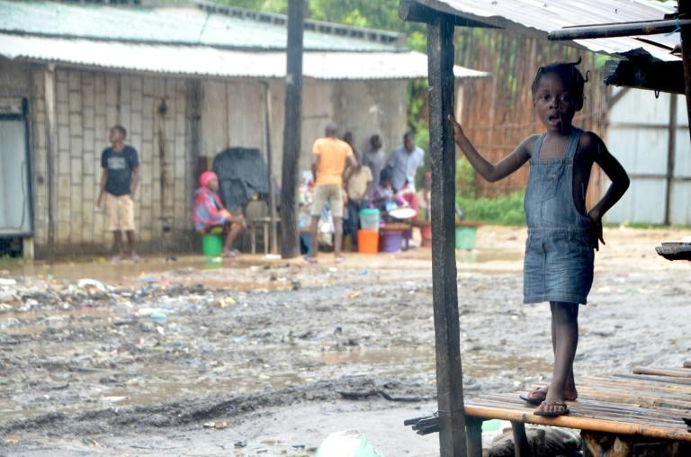 Natural disasters in Mozambique displaced millions in 2019, inflicting damage worth 20 percent of the country's GDP (AFP Photo/EMIDIO JOZINE)
