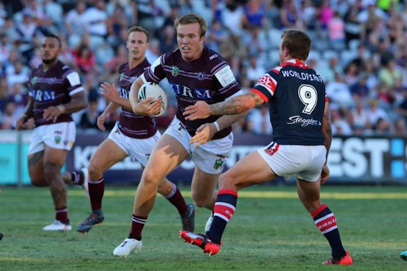 Jake Trbojevic could use some more support in the forwards. Pic: Getty