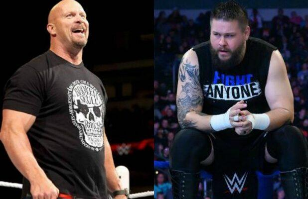 'Stone Cold' Steve Austin Grades Kevin Owens' Use of the Stunner