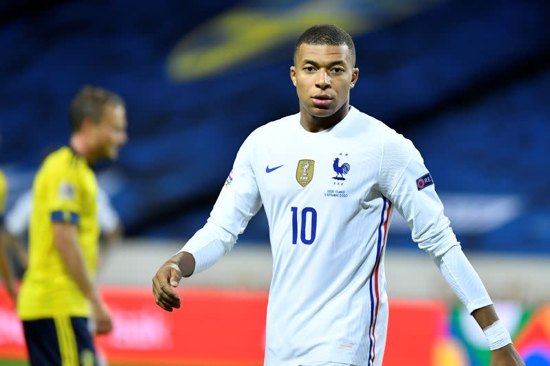 Mbappe magic gives France gritty 1-0 win over Sweden