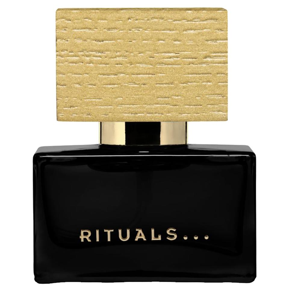 "<p>I'll probably be borrowing this fragrance for myself, honestly. It's spicy and masculine with a hint of pine, but not overpowering at all. </p> <p>$15 | <a rel=""nofollow"" href='https://us.rituals.com/en-us/perfume-for-him/travel---maharaja-d%E2%80%99or-5434.html#start=11'>SHOP IT</a></p>"
