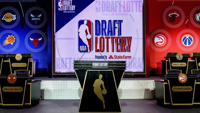 The Wizards came away disappointed at the draft lottery with the ninth pick. Their best option now is probably to trade back for more picks.