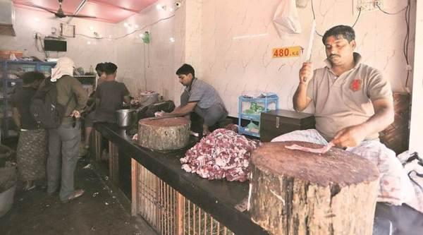 chandigarh city news, chandigarh meat sellers, chandigarh illegal meat shops, chandigarh municipal corporation