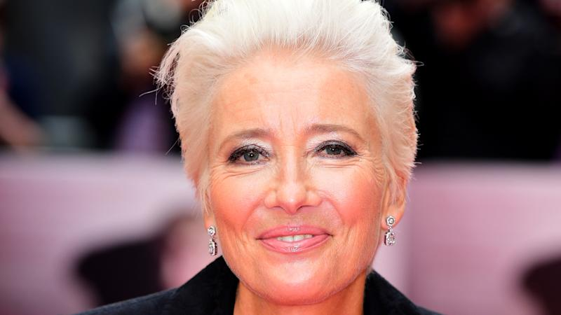 Dame Emma Thompson joins climate change protests after LA to London flight