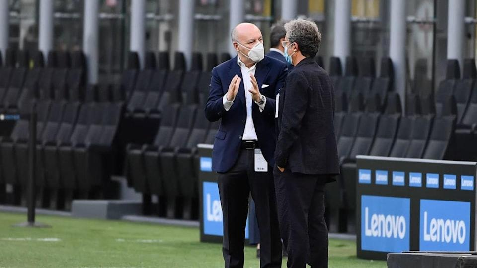 Marotta a bordocampo   Soccrates Images/Getty Images