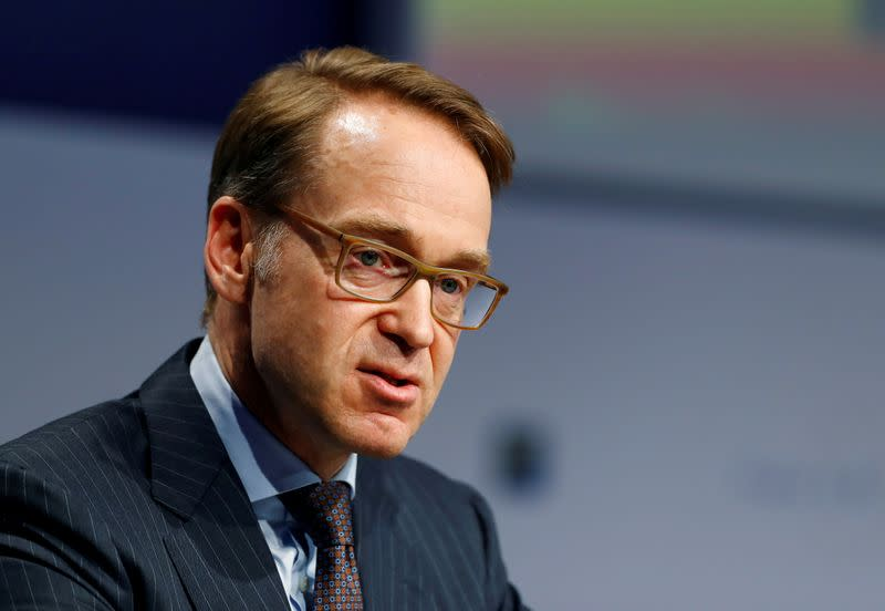 German balanced budget policy should not be a fetish - Bundesbank chief