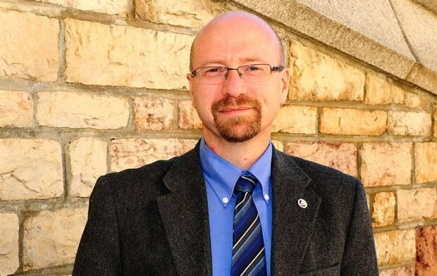 Dr. Cory Neudorf, the interim senior medical health officer at the Saskatchewan Health Authority, thinks more should be done to combat the fourth wave of the pandemic. (Submitted by Saskatchewan Health Authority - image credit)