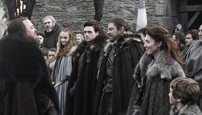 The cast ofGame of. Thrones   HBO