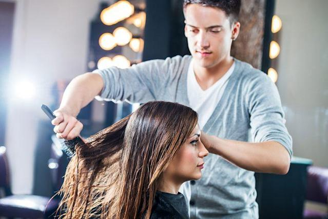 Google added to its Reserve With Google service by allowing users to book their salon appointments on its site and app. (Photo: Getty Images)