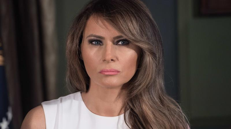 Melania Trump's Supporters Flip Out Over Vanity Fair 'Best-Dressed List' Snub