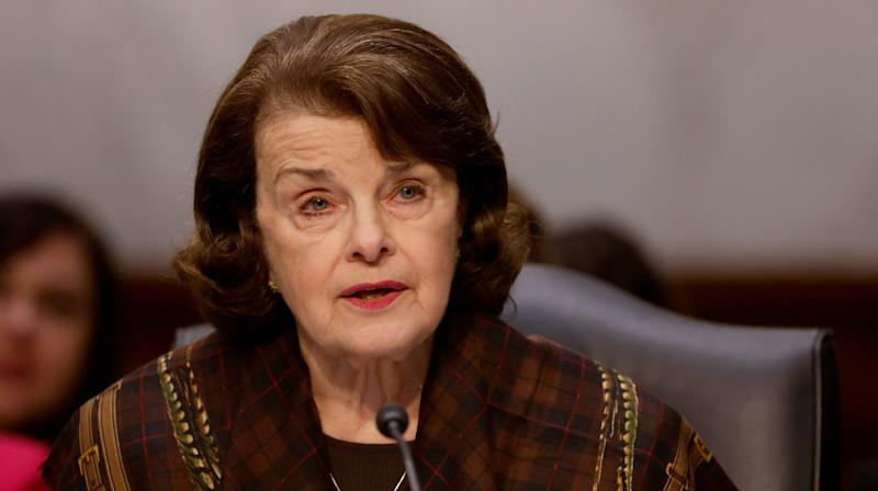 Dianne Feinstein: If Trump Can't Stop Being Racist, He Needs To Go