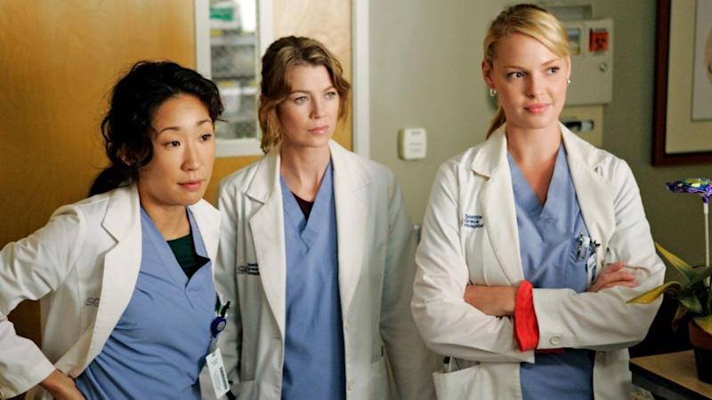 "Izzie is returning to ""Grey\'s Anatomy,"" because someone has been ..."