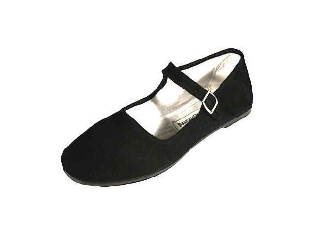 """<p>pearlriver.com</p><p><strong>$20.00</strong></p><p><a href=""""https://pearlriver.com/collections/casual-slippers/products/16045"""" rel=""""nofollow noopener"""" target=""""_blank"""" data-ylk=""""slk:Shop Now"""" class=""""link rapid-noclick-resp"""">Shop Now</a></p><p>Before they were sold by the buckets-full at Urban Outfitters, these simply constructed and highly affordable cotton (and velvet) mary janes came from Pearl River Mart, New York's iconic Chinese import purveyor. </p>"""