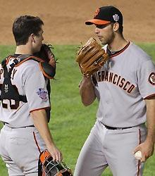 Buster Posey and Madison Bumgarner are mature beyond their years
