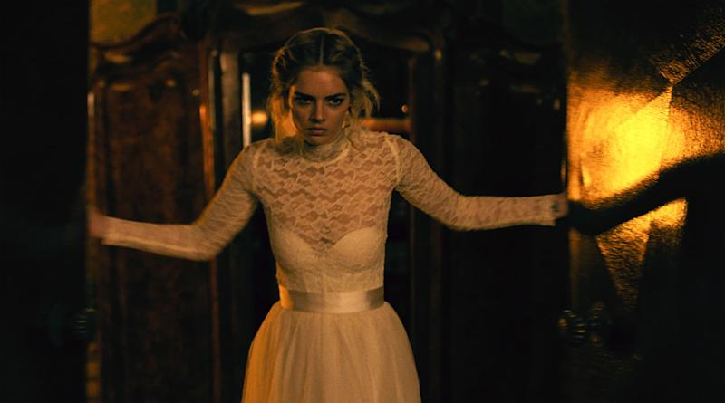 READY OR NOT, Samara Weaving, 2019. TM & copyright Fox Searchlight Pictures. All rights reserved. / courtesy Everett Collection