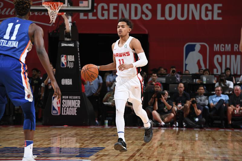 432c59699 Trae Young shaking off early Summer League demons to step into franchise  star role