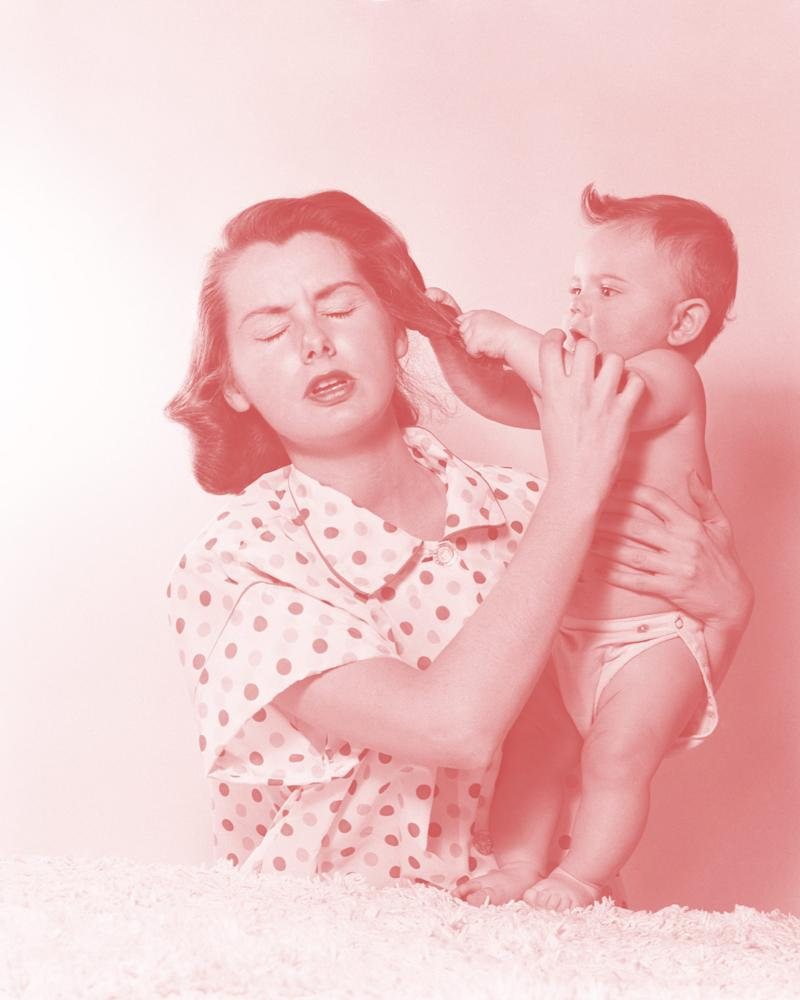 Just Like Burnout at Work, It's Possible to Burn Out on Parenting