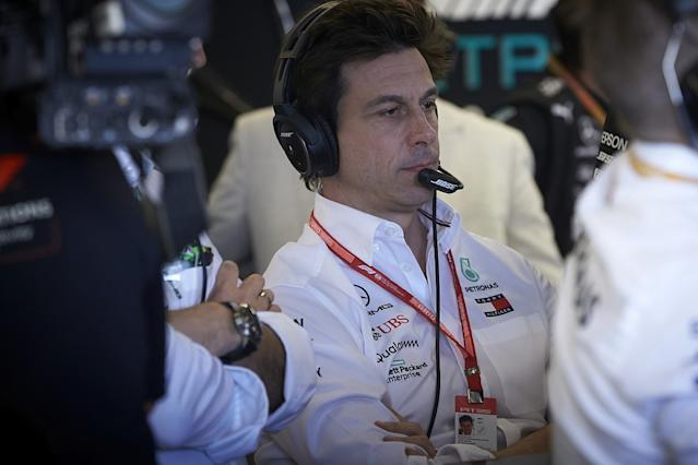 Wolff: Breach of fuel-flow rules would be foul play
