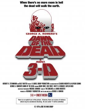 Comic-Con: As Zombie Lovers Gnaw On 'The Walking Dead,' George Romero's 'Dawn Of The Dead' Gets 3D Makeover